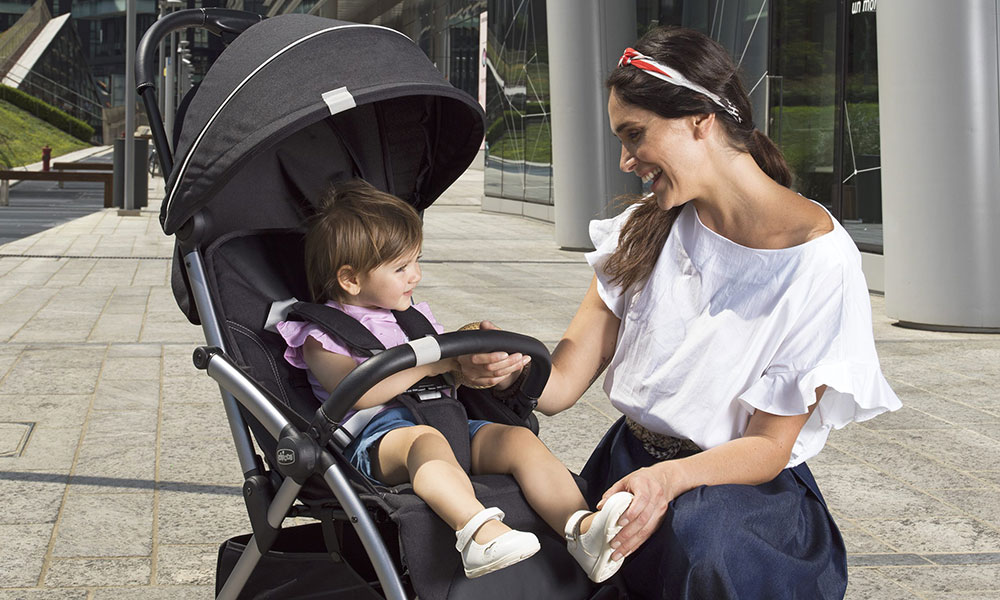 One of a kind innovation for Baby Strolling from Chicco ...